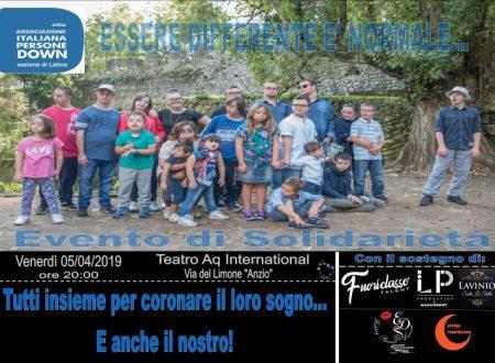 Evento di Solidarietà Tutti insieme per coronare il loro sogno, E anche il nostro… con Eds WP Eventi Italian Luxury Brand
